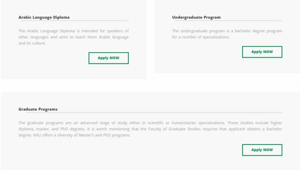 King Abdulaziz Scholarship